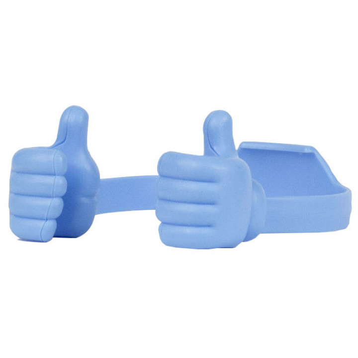 Подставка для смартфона Galeo Thumbs Up Stand Blue