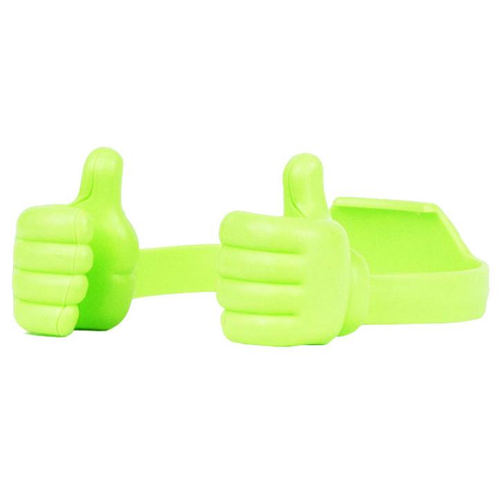 Подставка для смартфона Galeo Thumbs Up Stand Green