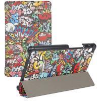 Чехол Galeo Slimline Print для Huawei Matepad T8 (KOBE2-W09A, KOBE2-L09A) Graffiti