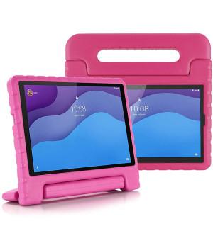Детский противоударный чехол Galeo EVA для Lenovo Tab M10 HD 2nd Gen TB-X306F, TB-X306X Pink