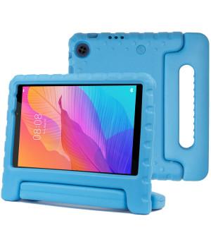 Детский противоударный чехол Galeo EVA для Huawei Matepad T8 (KOBE2-W09A, KOBE2-L09A) Blue
