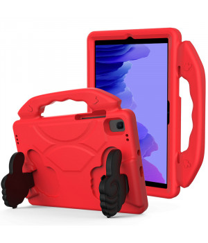 Детский чехол Galeo Thumbs Stand для Samsung Glalaxy Tab A7 10.4 SM-T500. SM-T505 Red