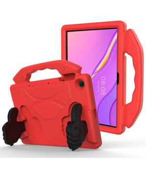 Детский чехол Galeo Thumbs Stand для Huawei Matepad T10 / T10S Red