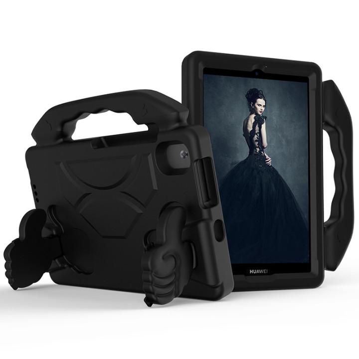 Детский чехол Galeo Thumbs Stand для Huawei Matepad T8 (KOBE2-W09A, KOBE2-L09A) Black