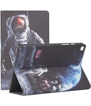 Чехол Galeo Slim Stand для Samsung Galaxy Tab A 8.0 (2019) SM-T290, SM-T295 Astronaut