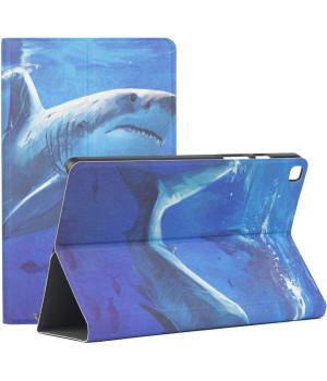 Чехол Galeo Slim Stand для Samsung Galaxy Tab A 8.0 (2019) SM-T290, SM-T295 Shark