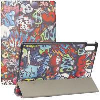 """Чехол Slimline Print для Lenovo Tab P11 Pro 11.5"""" TB-J706F, TB-J706L Graffiti"""