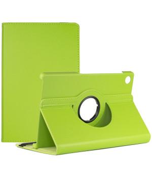 Поворотный чехол для Lenovo Tab M10 Plus TB-X606F, TB-X606X Green