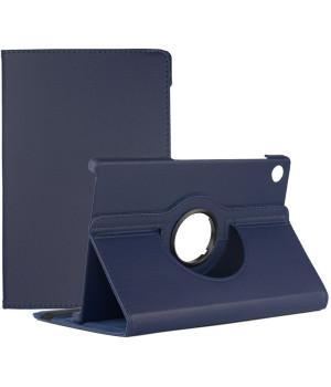 Поворотный чехол для Lenovo Tab M10 Plus TB-X606F, TB-X606X Navy Blue