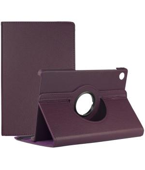 Поворотный чехол для Lenovo Tab M10 Plus TB-X606F, TB-X606X Purple