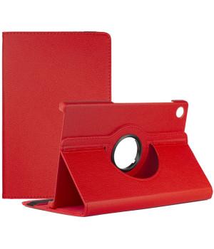 Поворотный чехол для Lenovo Tab M10 Plus TB-X606F, TB-X606X Red