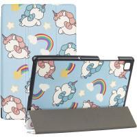 Чехол Galeo Slimline Print для Samsung Galaxy Tab A7 10.4 (2020) SM-T500, SM-T505 Unicorn