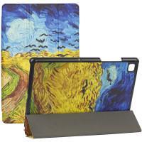 Чехол Galeo Slimline Print для Samsung Galaxy Tab A7 10.4 (2020) SM-T500, SM-T505 Wheat Field