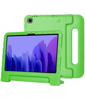 Детский противоударный чехол Galeo EVA для Samsung Galaxy Tab A7 10.4 SM-T500, SM-T505 Green