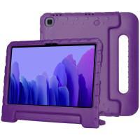 Детский противоударный чехол Galeo EVA для Samsung Galaxy Tab A7 10.4 SM-T500, SM-T505 Purple