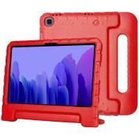 Детский противоударный чехол Galeo EVA для Samsung Galaxy Tab A7 10.4 SM-T500, SM-T505 Red