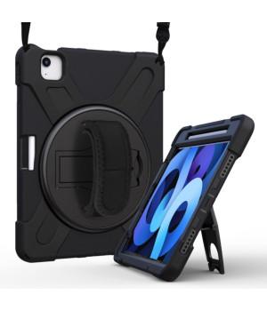 "Противоударный чехол Galeo Heavy Duty для Apple iPad Air 4 10.9"" / iPad Pro 11 (2020) Black"