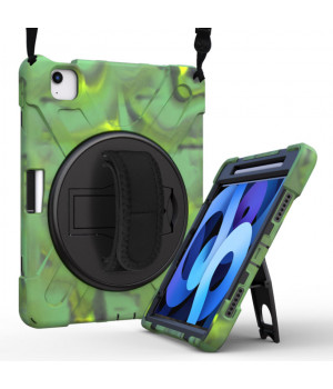 "Противоударный чехол Galeo Heavy Duty для Apple iPad Air 4 10.9"" / iPad Pro 11 (2020) Camo"