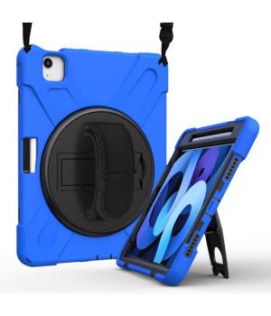 "Противоударный чехол Galeo Heavy Duty для Apple iPad Air 4 10.9"" / iPad Pro 11 (2020) Navy Blue"