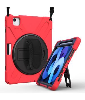 "Противоударный чехол Galeo Heavy Duty для Apple iPad Air 4 10.9"" / iPad Pro 11 (2020) Red"