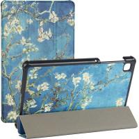 Чехол Slimline Print для Samsung Galaxy Tab A7 Lite 8.7 (2021) SM-T220, SM-T225 Almond Blossom