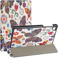 Чехол Slimline Print для Samsung Galaxy Tab A7 Lite 8.7 (2021) SM-T220, SM-T225 Butterflies