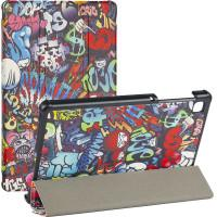Чехол Slimline Print для Samsung Galaxy Tab A7 Lite 8.7 (2021) SM-T220, SM-T225 Graffiti