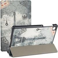 Чехол Slimline Print для Samsung Galaxy Tab A7 Lite 8.7 (2021) SM-T220, SM-T225 Paris