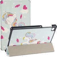 Чехол Slimline Print для Samsung Galaxy Tab A7 Lite 8.7 (2021) SM-T220, SM-T225 Unicorn