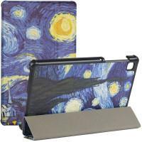 Чехол Slimline Print для Samsung Galaxy Tab A7 Lite 8.7 (2021) SM-T220, SM-T225 Van Gogh
