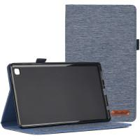 Чехол Galeo Fashion TPU Folio для Samsung Galaxy Tab A7 Lite 8.7 (2021) SM-T220, SM-T225 Blue