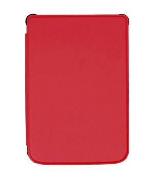 Чехол Galeo TPU Folio для Pocketbook 616, 627, 632 Red
