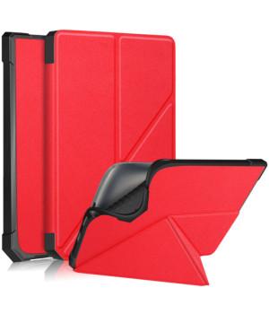 Чехол Glaleo TPU Origami для Pocketbook 740 Inkpad 3 / Color / Pro Red