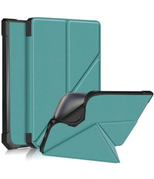 Чехол Glaleo TPU Origami для Pocketbook 740 Inkpad 3 / Color / Pro Sea Green
