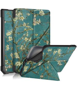 Чехол Glaleo TPU Origami для Pocketbook 740 Inkpad 3 / Color / Pro Almond Blossom