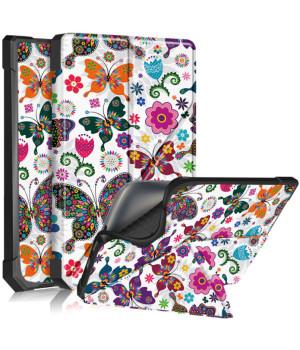 Чехол Glaleo TPU Origami для Pocketbook 740 Inkpad 3 / Color / Pro Butterflies