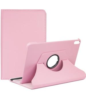 Поворотный чехол-подставка для Huawei Matepad 10.4 (2021/2020) Pink