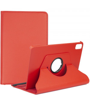 Поворотный чехол-подставка для Huawei Matepad 10.4 (2021/2020) Red