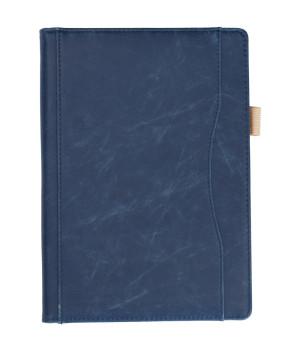 Чехол Vintage Leather Folio для Lenovo Tab 4 10 TB-X304F, X304L Navy Blue