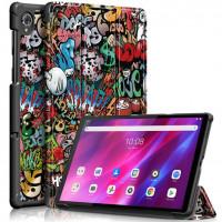 Чехол Slimline Print для Lenovo Tab K10 TB-X6C6F, TB-X6C6X Graffiti