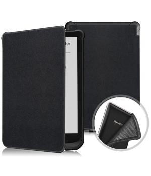 Чехол Galeo TPU Folio для Pocketbook 606, 628 Touch Lux 5, 633 Color Black