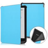 Чехол Galeo TPU Folio для Pocketbook 606, 628 Touch Lux 5, 633 Color Blue