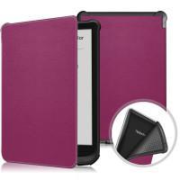 Чехол Galeo TPU Folio для Pocketbook 606, 628 Touch Lux 5, 633 Color Purple