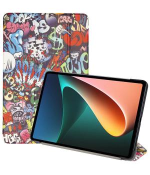 Чехол Galeo Slimline Print для Xiaomi Mi Pad 5 / Mi Pad 5 Pro Graffiti