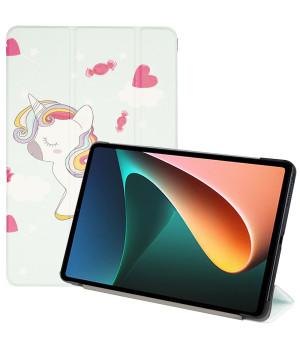Чехол Galeo Slimline Print для Xiaomi Mi Pad 5 / Mi Pad 5 Pro Unicorn