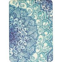 Чехол Galeo Slimline Print для Huawei Mediapad T3 10 (AGS-L09) Blue Flower