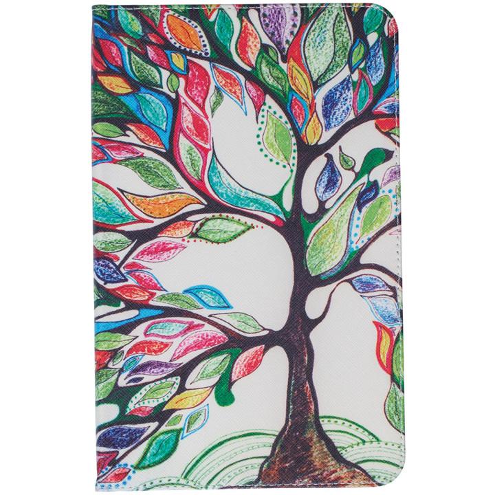 Чехол Galeo Classy Printed Stand для Samsung Galaxy Tab E 9.6 SM-T560, T561 Life Tree