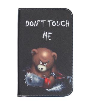 Чехол Galeo Classy Printed Stand для Samsung Galaxy Tab 3 Lite 7.0 SM-T110, SM-T111, SM-T113, SM-T116 Angry Bear