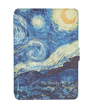 Обложка Galeo Slimline Print для Amazon Kindle Paperwhite Van Gogh