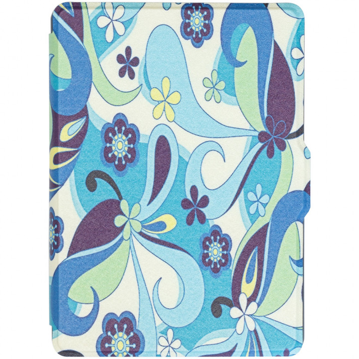 Обложка Galeo Slimline Print для Amazon Kindle 6 2016 Floral